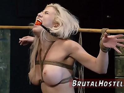 Rough throat cum compilation big breasted blond hottie cristi ann is