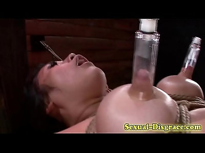 Asian bondage deepthroat