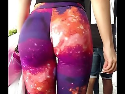 The Hole Universe in Her Sexy Ass