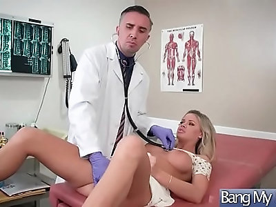 Slut Patient Jessa Rhodes Seduce by Doctor In Hard Sex Act video