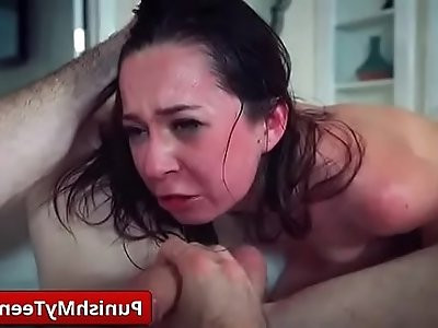 The Bitch Now with Ariel Grace clip Submissived