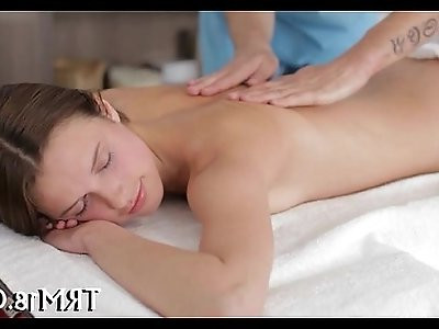 Massage delights beautys twat