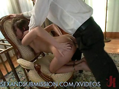 Beautiful Submissive Whore Loves to be Fucked