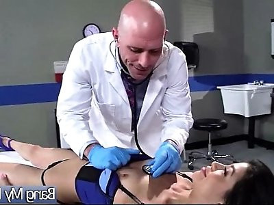 Sex In Hospital Office With Slut hot Patient veronica rodriguez clip