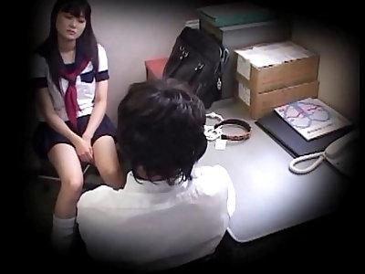 Shoplifter girls school student