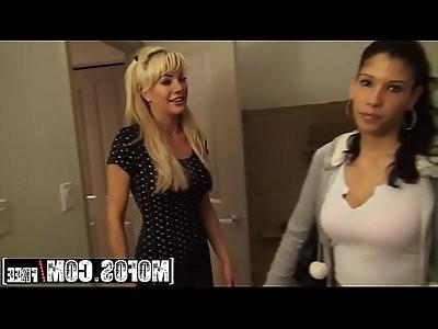Latina Sex Tapes Jordana Heat pays her rent with sex MOFOS