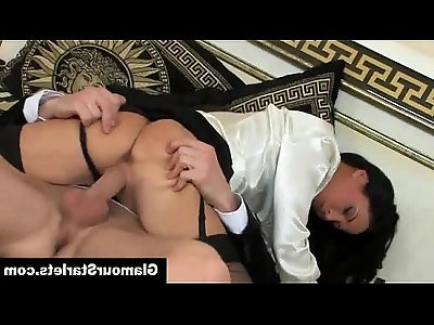 Glam clothed euro hoe loves my cock