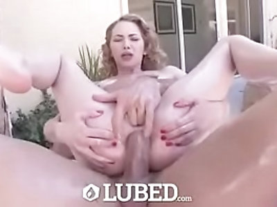 LUBED Oiled up Discipline FUCK