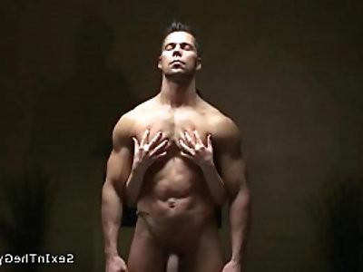 Huge cock yoga instructor fucks babe