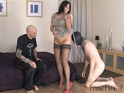 Carlys Cuckold Mistress Carly FemmeFataleFilms FemDom Sex