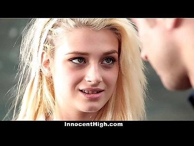 InnocentHigh Petite Schoolgirl Loves Her Teachers Dick