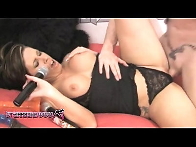Shebang.TV Tattooed couple having sex on camera